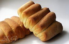 хлеб гармошка