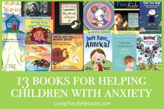 day 15 anxiety1 31 Days to Peace :: Day 15   Helping Children with Anxiety (+ 13 recommended books for helping them)