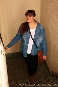 Hülle & Fülle Plus Size Fashion Blog: A breath of country style, OOTD, Every Day Look, Curvy Fashion