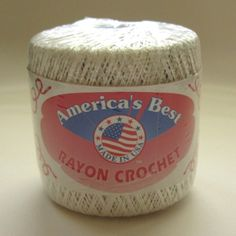PKB-RAYON1  AMERICA'S BEST RAYON QUEENS LACE