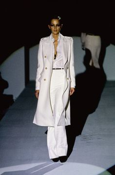 Gucci Fall 1996 Ready-to-Wear Fashion Show - Chandra North