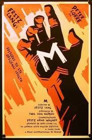 Image result for M poster