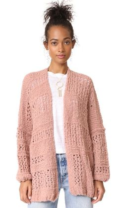 7251e4dede9 Free People Saturday Morning Cardigan
