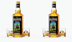 Bagpiper-Whisky · Indian Whisky