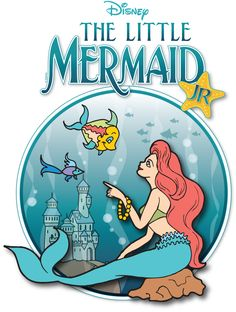 """Ariel the Little Mermaid   The 9-12 age group performs """"The Little Mermaid Jr."""""""