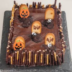 Chocolat Halloween, Cooking Chef, Caramel Apples, Birthday Cake, Desserts, Food, Diners, Fondant, Cocktail