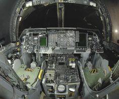 Lockheed S-3 Viking Cockpit