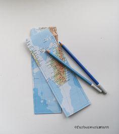 1 Tüte Stift, genähter Ozean von farbenwerkstatt auf DaWanda.com