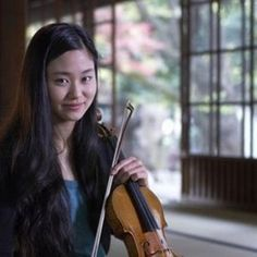 Japanese violinist, Sayaka Shoji, was born into an artistic family with her mother being a painter and her grandmother a poet. Sayaka spent her childhood in Siena, Italy but studied in Cologne under Zakhar Bron and has since made Europe her permanent base. Her other teachers have included Sashko Gawriloff, Uto Ughi, and Shlomo Mintz . The first Japanese and youngest winner at the Paganini Competition in Genoa in 1999, she plays the 1729 Elman Stradivarius.