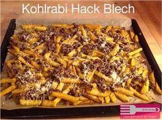 LowCarb || Kohlrabi-Hackfleisch-Blech