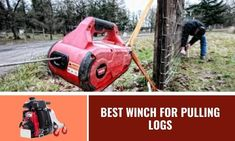 There is no need to worry if you don't own a logging winch because this report will help you choose the best winch for pulling logs. Owning the best tool will Winch Accessories, Logs, Monster Trucks, Magazines