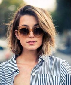 90 Best Hairstyles For Round Faces Images In 2019