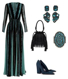 Свадьба подруги by postnovaep on Polyvore featuring polyvore, fashion, style, Elie Saab, Dee Keller and clothing