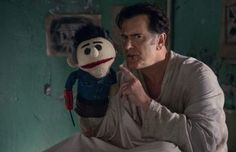 The 'Ash Vs. Evil Dead' Ashy Slashy Puppet Is Almost Here