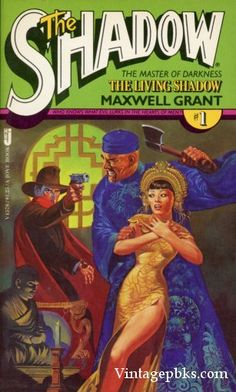 The Golden Age: Jim Steranko ~ The Shadow Covers Pulp Fiction Characters, Pulp Fiction Comics, Pulp Fiction Book, Pulp Novel, Comic Book Artists, Comic Artist, Comic Books Art, Science Fiction, Entertainment