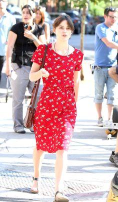 #keiraknightley looks super summery!