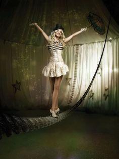 Britney Spears Circus Promo Photo