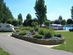 Top 100 motorhome-friendly sites: the national winners. The Plassey Leisure Park