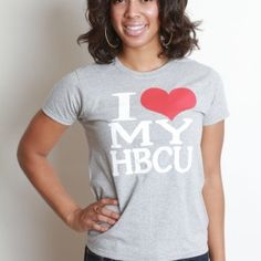 HBCU Buzz is the Leading Source of HBCU News, Sports & Entertainment, servicing each of the 107 Historically Black Colleges and Universities. Hampton University, State University, Tuskegee University, Simple Style, My Style, Black Pride, College Fun, American Pride, Cute Shirts