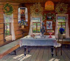 Как привлекали удачу в дом на Руси! » Женский Мир
