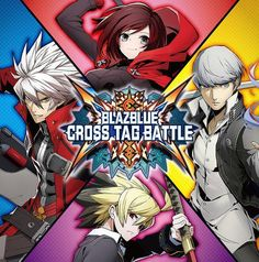 BlazBlue Cross Tag Battle Fighting Game's 4th Character Video Streamed