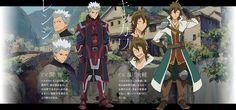 CHARACTER丨TVアニメ「灰と幻想のグリムガル」公式サイト