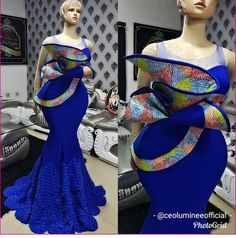 Ankara Styles - The Fabulous and Stunning Ankara Gown Styles For . by Zahra Delong African Fashion Ankara, Latest African Fashion Dresses, African Print Fashion, Africa Fashion, African Prints, Ghanaian Fashion, African Fabric, African Lace Styles, African Lace Dresses