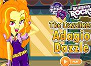 Equestria Girls Adagio Dazzle
