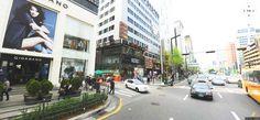 Muslim Backpackers Seoul: Everland (Bus Stop in Gangnam)