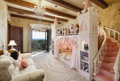 Paradise for little girls !