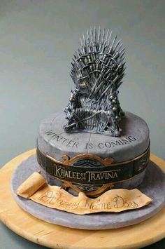 Torta juego de tronos