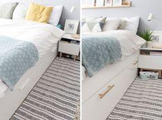 Ikea Hack - Brimnes Bed (1)