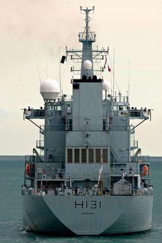 HMS Scott is an ocean survey vessel of the Royal Navy.