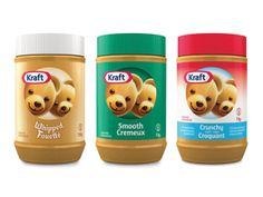 Products - Sauces, Condiments & Dressings - Kraft Peanut Butter - Kraft First Taste Canada