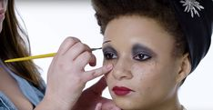 100 Years of Eye Makeup History and Beauty Icons