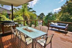 Balmoral, Sydney holiday accommodation for 2018 Outdoor Tables, Outdoor Decor, Holiday Accommodation, Beach Holiday, Patio, Outdoor Furniture, Explore, House, Wedding