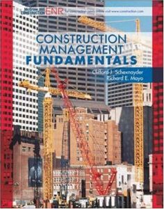Download Construction Management Fundamentals ebook free by Array in pdf/epub/mobi