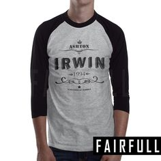 5 sos 5sos sos seconds of summer 1994 ashton irwin shirt tshirt t-shirt RT27