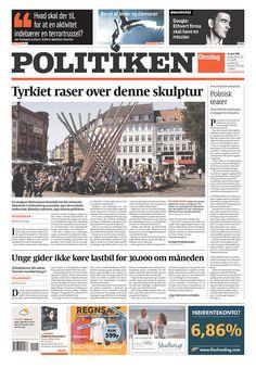 The Guardian, Politiken, Dagens Nyheter, De Morgen y Facebook, los periódicos…