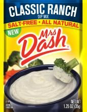 Mrs. Dash® Classic Ranch Dip