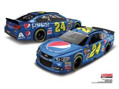 Jeff Gordon's 2015 Pepsi Paint Scheme Revealed Nascar Cars, Nascar Racing, Jeff Gordon Nascar, Daytona International Speedway, Pepsi Cola, Paint Schemes, Diecast, Chevy, Batman