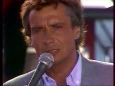 """Michel Sardou """"Dix ans plus tôt"""" (live officiel) - Archive INA - YouTube"""