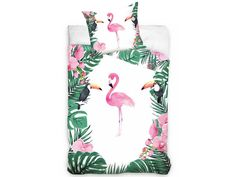 Find Flamingo Duvet covers from Single to King Sized, flock to on trend reversible flamingo bedding and Flamingo Wallpaper to brighten your bedroom or home. Duvet Cover Sizes, Duvet Covers, Pineapple Room, King Sheets, Bed Sheets, Flamingo Wallpaper, Green Bedding, Single Duvet Cover, Affordable Bedding