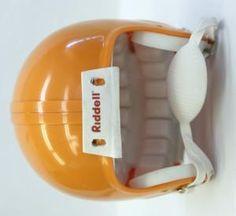 Riddell VSR4 Blank Mini Football Helmet Shell - Sunflower