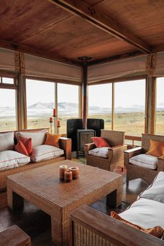 Truly get away: These 5 dreamy remote locations, including Estancia Cerro Guido in Chile here, are off the beaten path and the perfect places for the adventurous traveler to disconnect. Add them to the bucket list!