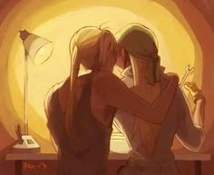 Edward Elric and Winry Rockbell _Fullmetal Alchemist Brotherhood