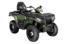 2013 Polaris Industries Sportsman® Touring 500 H.O. - Sage Green starting at $7,399 Northway Sports East Bethel, MN (763) 413-8988