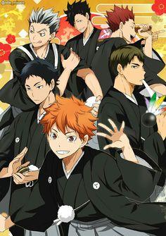 Image about cute in Haikyuu! Hinata, Haikyuu Kageyama, Haikyuu Fanart, Haikyuu Anime, Bokuto Koutarou, Kuroo Tetsurou, Akaashi Keiji, Kagehina, Wakatoshi Ushijima