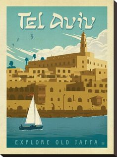 Israel, Posters and Prints at Art.com
