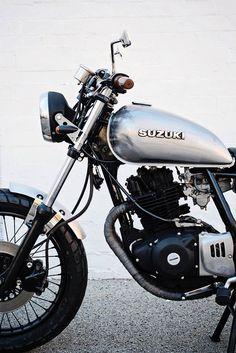 Rice Burner – 66 Motorcycles